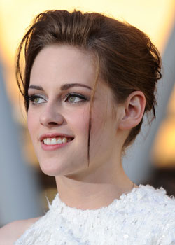 Pictures of Kristen Stewart's Eclipse Hair