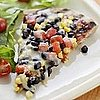Recipe For Smoky Corn and Black Bean Pizza