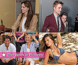 Pictures of Robert Pattinson and Kristen Stewart at Eclipse Premiere, Angelina Jolie in Ecuador, Gisele Bundchen Bikini and More