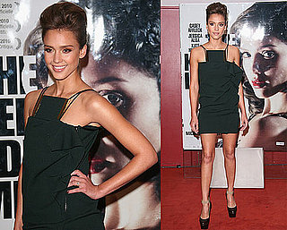 Pictures of Jessica Alba at a Paris Screening of The Killer Inside Me 2010-06-25 07:30:00