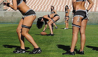Pictures of Lingerie Football