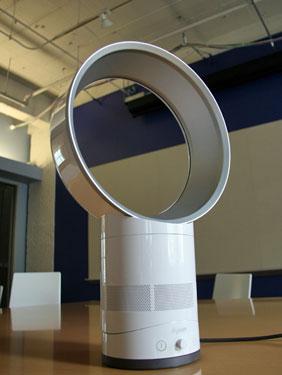 Dyson Desk Fan 2010-06-25 13:40:20