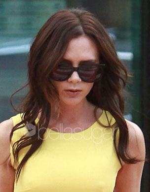 Picture of Victoria Beckham's New Extensions