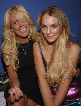 Lindsay Lohan to Star in New Reality Show With Dina Lohan