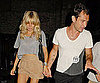 Slide Picture of Sienna Miller and Jude Law on a Date in London