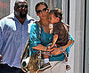 Slide Picture of Jennifer Lopez With Max in Miami