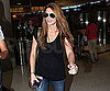 Slide Picture of Ashley Greene at LAX