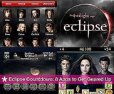 Twilight Eclipse Apps For iPhone and BlackBerry