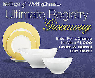 Enter to Win $1,000 to Crate and Barrel