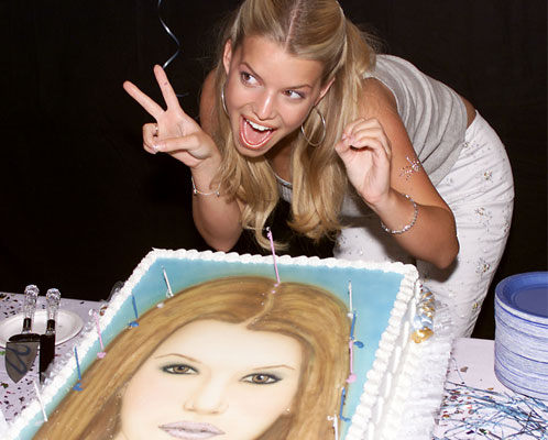 Jessica Simpson Gets Healthy Before Her 30th Birthday
