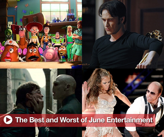 Buzz Backtrack: Best and Worst of June Entertainment