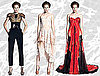 Sneak Peek! Sarah Burton&#039;s First Alexander McQueen Collection