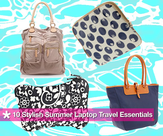 10 Laptop Travel Essentials For Your Stylish Summer on the Go
