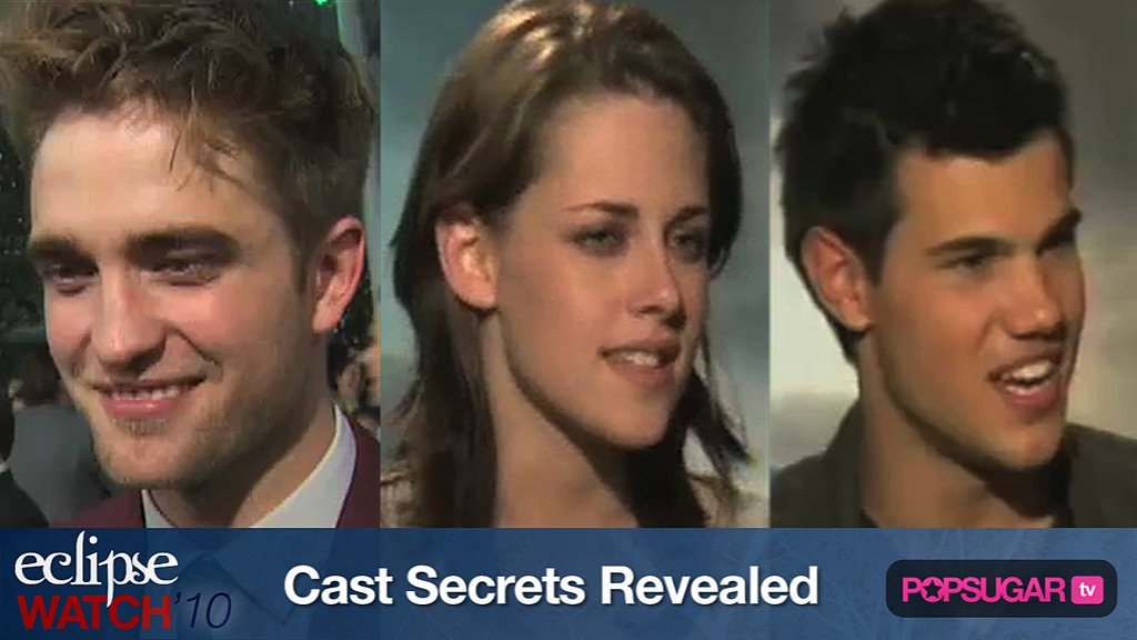 Eclipse Cast Secrets