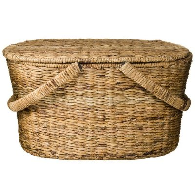 Banana Leaf Picnic Basket