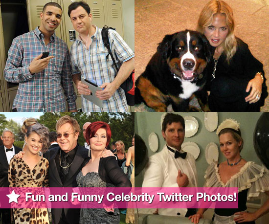 PopSugar Has Exciting Twitter News, and All the Best Celebrity Twitpics of the Week!