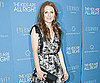 Slide Picture of Julianne Moore at the Premiere of The Kids Are All Right