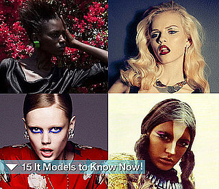 2010 It Models: Jacquelyn Jablonski, Abbey Lee Kershaw, Frida Gustavsson