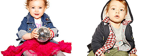 American Eagle Launches Baby Collection