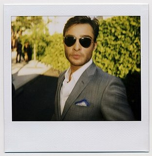 Ed Westwick Talks About Relationship With Jessica Szohr
