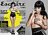 Katy Perry Topless — Full Photoshoot From Esquire UK Magazine August 2010