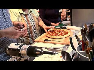 "Domino's Pizza's ""Pulling the Cheese"" Video Shows Secrets of Food Styling"