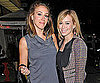Slide Photos of Hilary and Haylie Duff After Eating Dinner in NYC