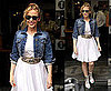 Pictures of Kylie Minogue in London