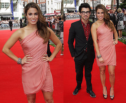 Nikki Reed and Joe Jonas at Eclipse London Premiere 2010-07-01 16:30:46