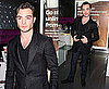 Pictures of Ed Westwick in Sydney Revealing He Is Single Does Not Have a Girlfriend Not Tied Down to Jessica Szohr