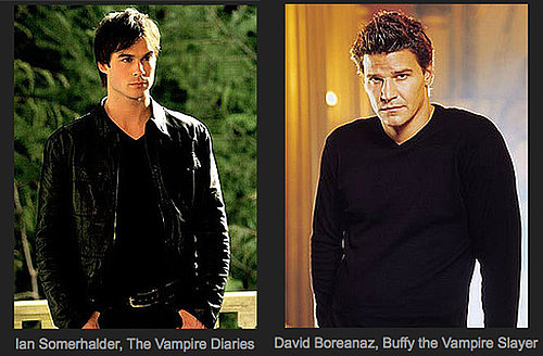 Who Are the Hottest Pop Culture Vampires?