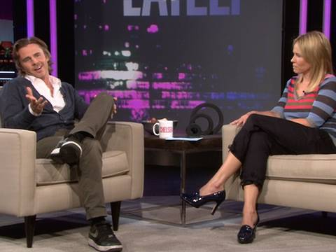 VIDEO: Sam Trammell Tells Chelsea About Sam/Bill Scene