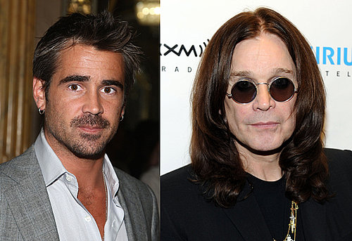 Colin Farrell Rumoured to Play Ozzy Osbourne in Biopic Movie