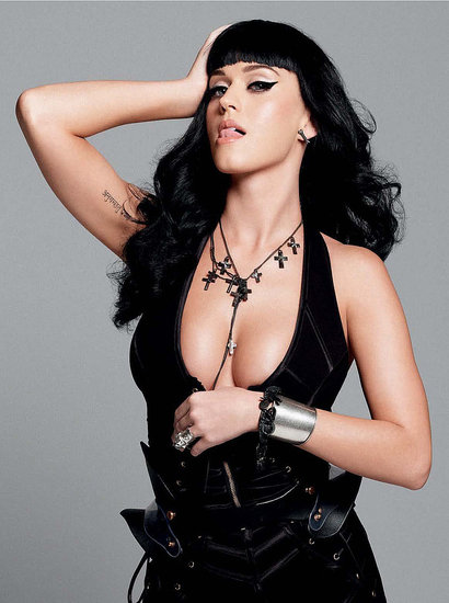 Katy Perry does Esquire UK-august 2010