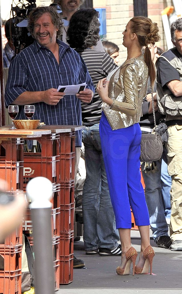 Pictures of Gossip Girl Filming