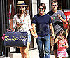 Slide Picture of Tom Cruise and Katie Holmes Shopping With Suri in LA