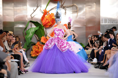 2010 Christian Dior Couture Pictures