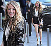 Pictures of Blake Lively in Christian Louboutin Sandals in Paris 2010-07-06 12:00:22