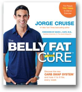 Explanation and Review of The Belly Fat Cure by Jorge Cruise