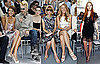 Pictures of Celebs at Dior PFW Couture Inc Jessica Alba, Jared Leto, Lily Cole, Lou Doillon, Blake Lively, Anna Wintour