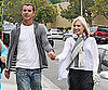 Slide Picture of Gwen Stefani and Gavin Rossdale Before Disneyland