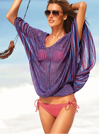 Victoria's Secret Tunic Cover-Up ($50, originally $58)