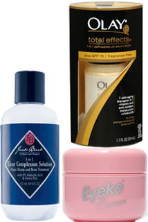 Multitasking Skin Care Products