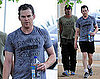 Michael C. Hall Celebrates Emmy Nomination by Working Up a Sweat