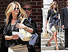 Pictures of Jennifer Aniston in LA After She Denied Christopher Gartin Romance Rumors