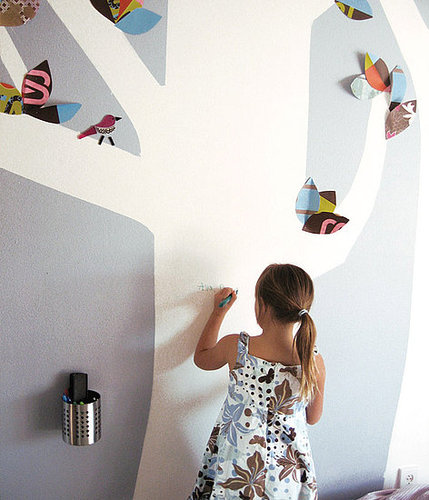 IdeaPaint Turns Walls Into Wipeboards