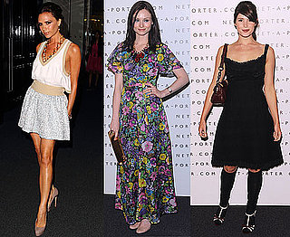 Net-A-Porter's Tenth Birthday Party in Westfield With Victoria Beckham, Gemma Arterton 2010-07-08 17:00:15