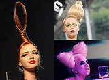 Trend Alert: Sculptural Hair Pieces!