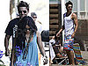 Pictures of Zac Efron and Vanessa Hudgens in Malibu Over Fourth of July