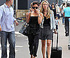 Slide Picture of Victoria Beckham at Airport in Nice